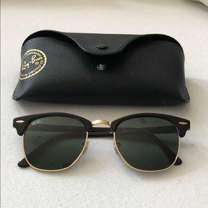 Ray- Ban Clubmaster